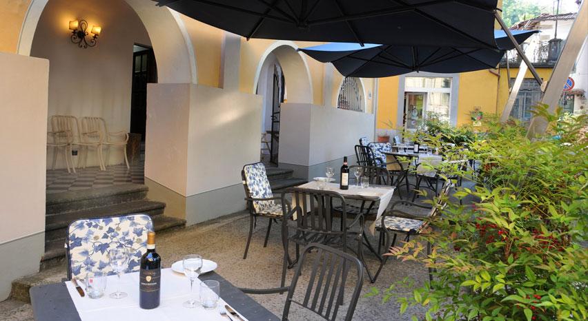 Soggiorno in hotel con giardino. Bagni di Lucca