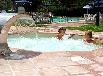 Bagni di Lucca Terme, hotel benessere
